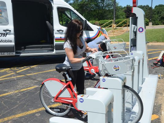 Battle Creek BCycle